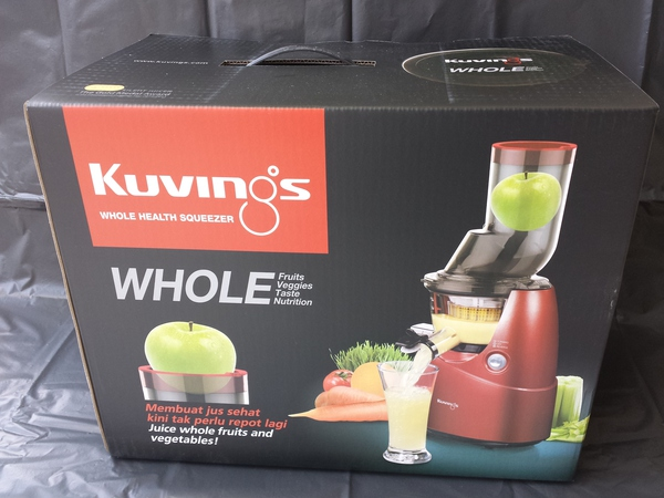 Kuvings Platinum Whole Slow Juicer Kuvings Indonesia